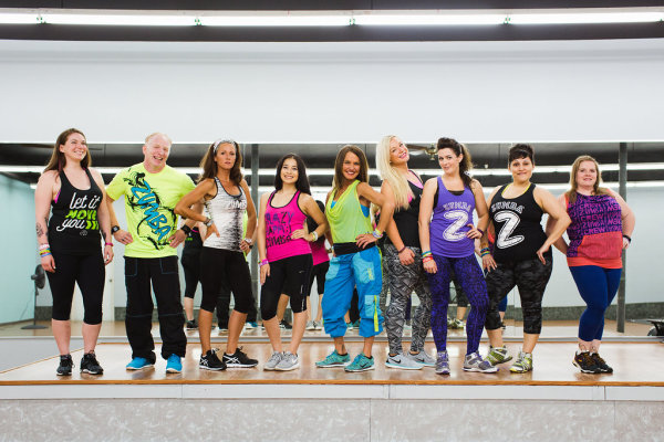 Our Zumba® Crew