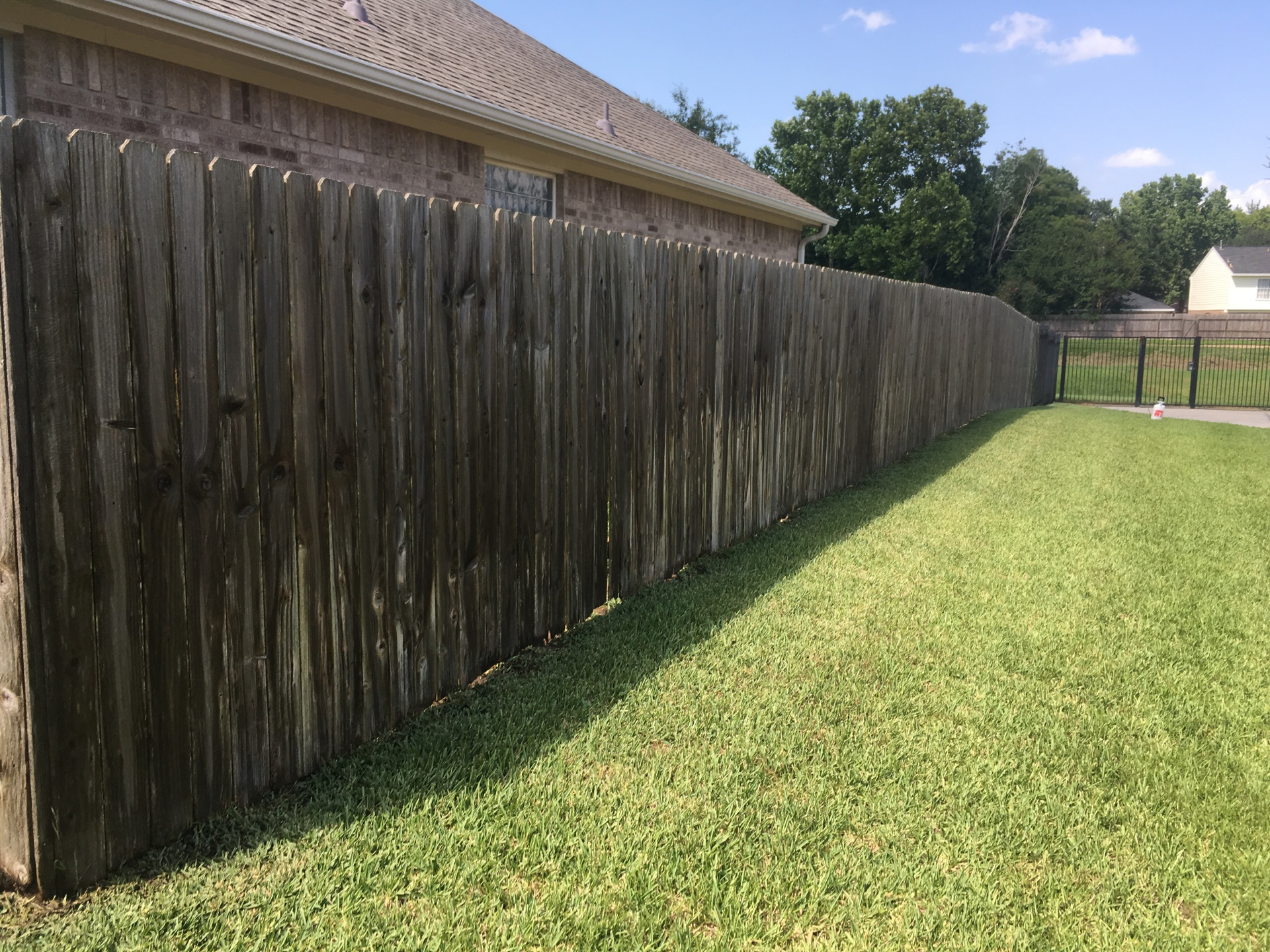 Fence Restoration restore the beauty back to your fence