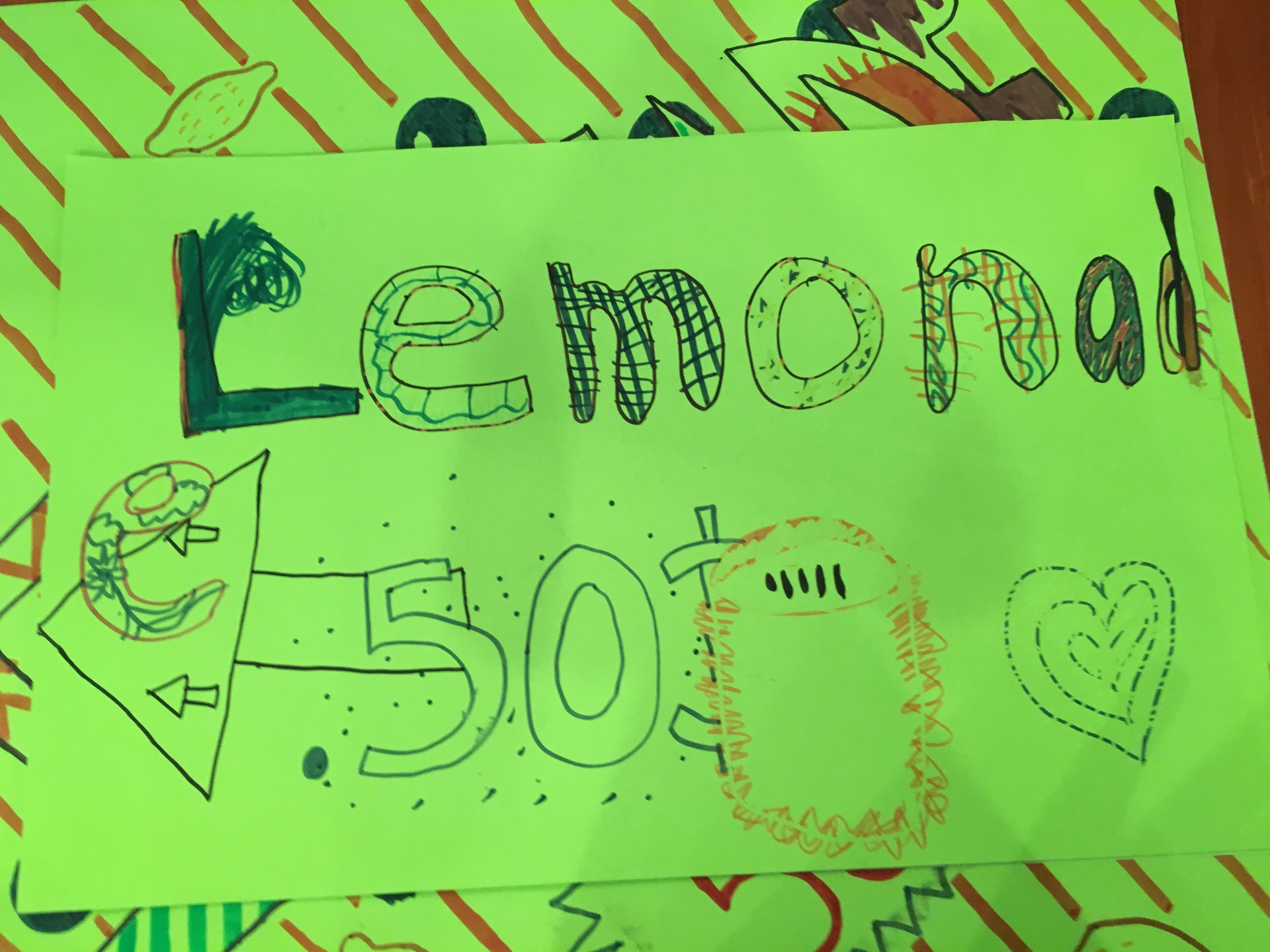 LEMONADE FOR KIDS WITH DISABILITIES