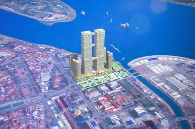 #phnom penh #tallest building