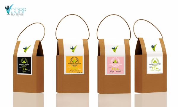 VCorp Tea Series