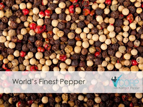 Kampot Peppers