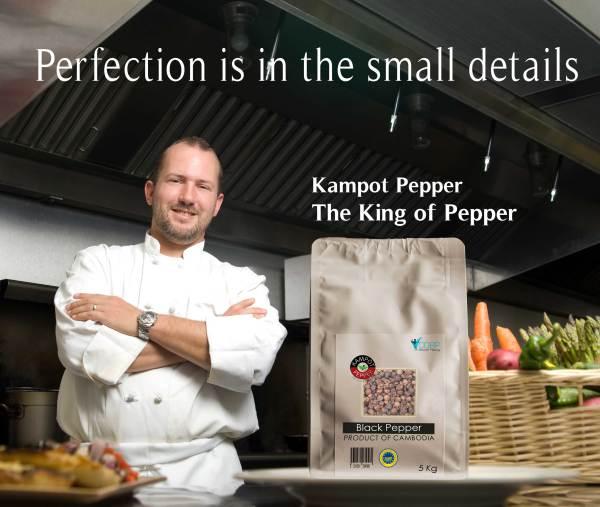 King of Pepper