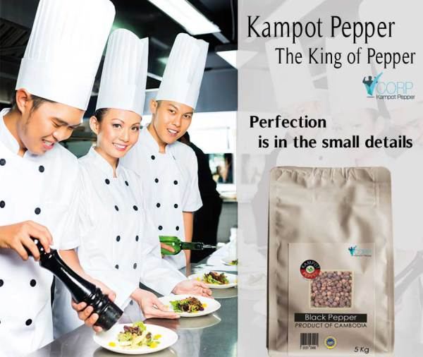 Vcorp Kampot Pepper