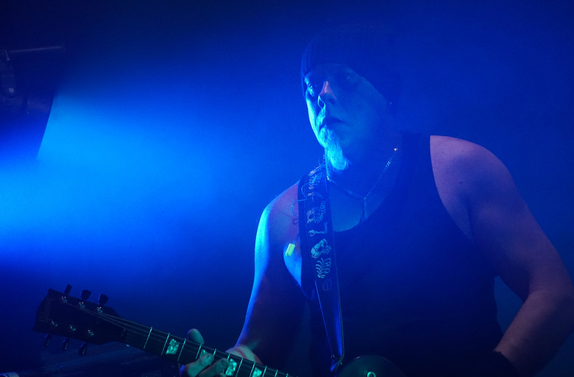 Ross - Lead Guitar