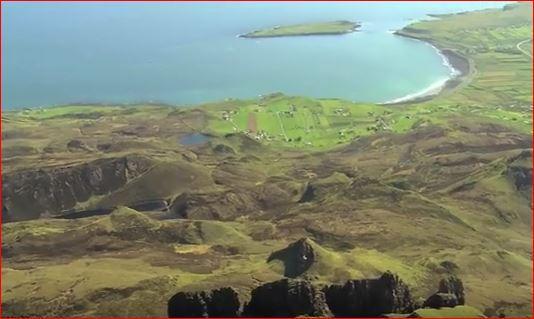 Isle of Skye to Ben Nevis