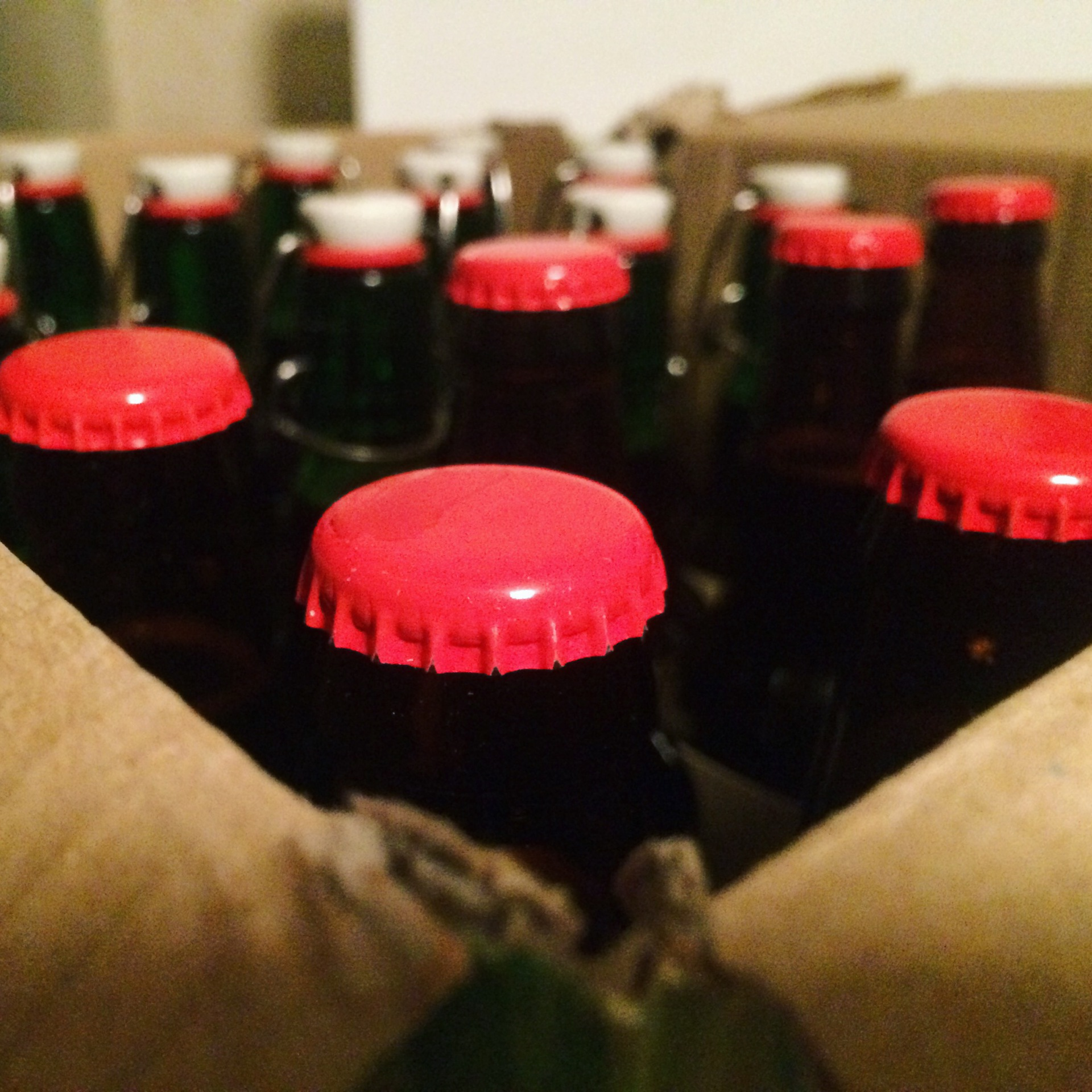The Imperial Stout all Bottle Up