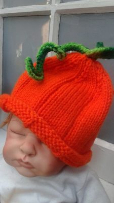 Acrylic Baby Hat