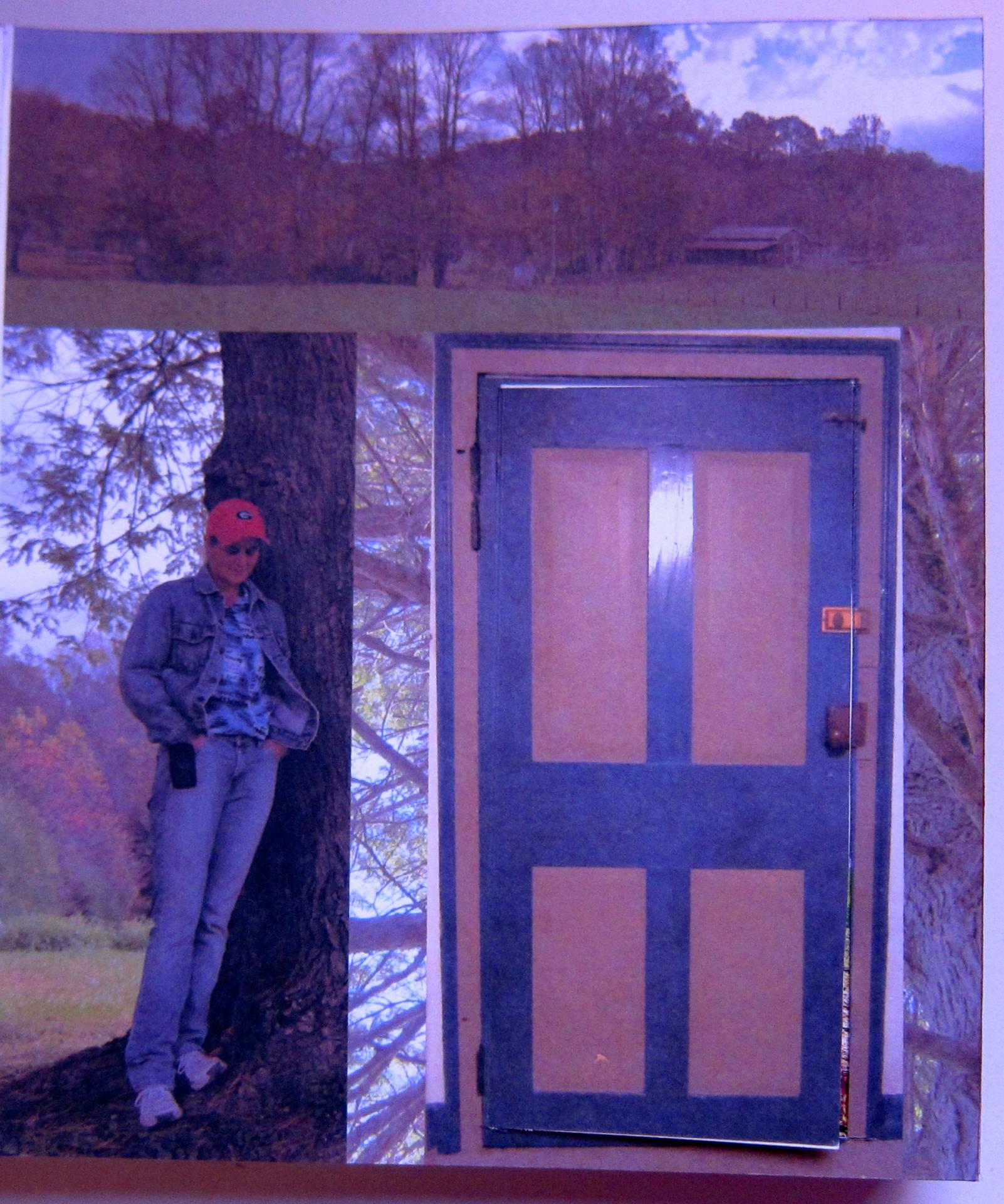 Flap Doors to Reveal Photos