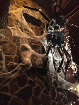 Burgers & Boo's (The Ghostly Kind) Friday, October 26th   6-9pm