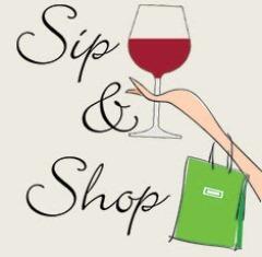 Fall Sip 'N' Shop
