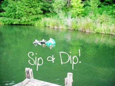 Summer Sip & Dip