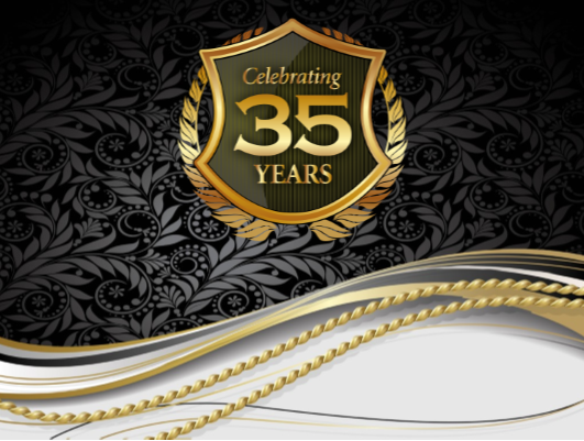 35th Anniversary Celebration! THIS EVENT HAS BEEN POSTPONED