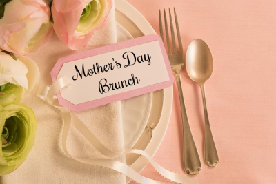 Mother's Day Brunch Sunday, May 12th - Click for Details