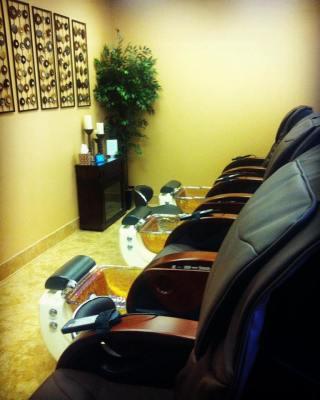 Pedicure Room