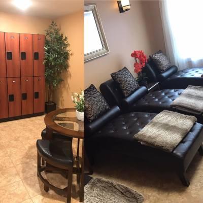 Locker Room /  Lounge