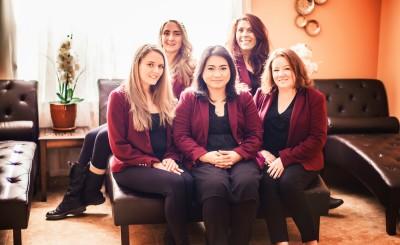 Chantique Spa Team