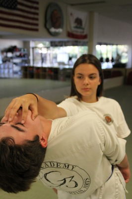 Women's Self - Defense Course