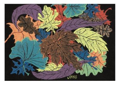 Leaves, in Set #3