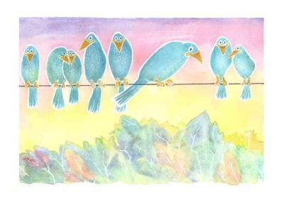 Birds, in Set #4