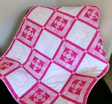 Little Girls Fancy Quilt