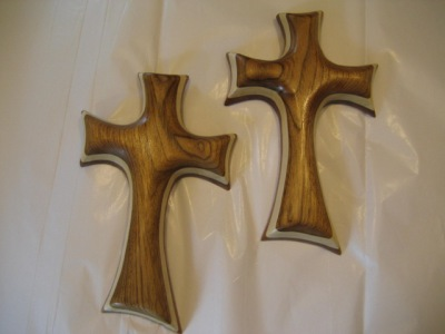Woodcarved Crosses