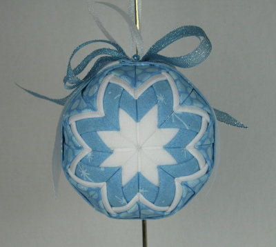 Quilted Ornament #2
