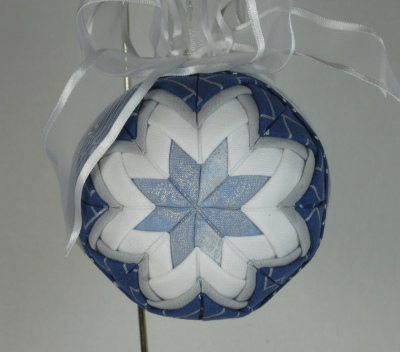Quilted Ornament #3