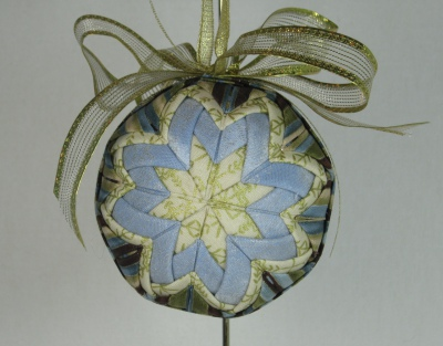Quilted Ornament #10
