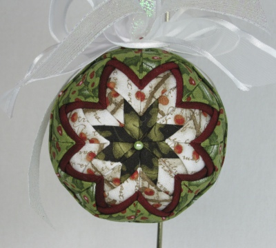 Quilted Ornament #6