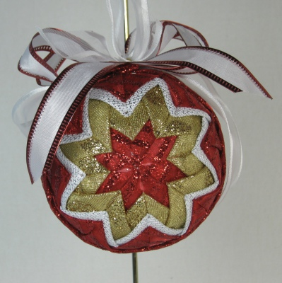 Quilted Ornament #7