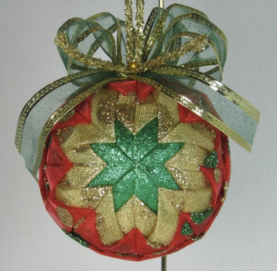 Quilted Ornament #5