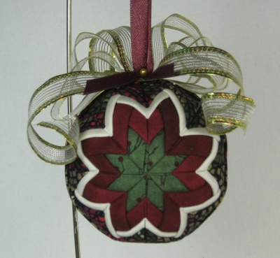 Quilted Ornament #9