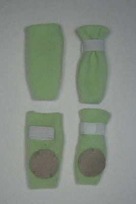 Dog Boots, Green