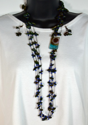 Guanabana Necklace +
