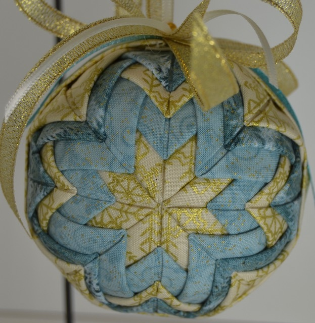 Quilted Ornament #1
