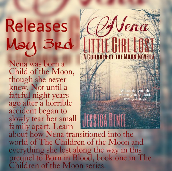 Little Girl Lost releases in May!