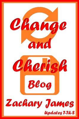Change and Cherish Blog