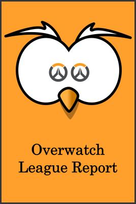 Overwatch League Report