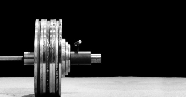 competition barbell