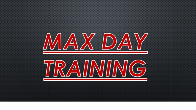 Max Day