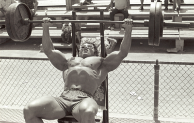 Spice Up Your Bench Press