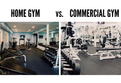 Training: Home vs. Gym