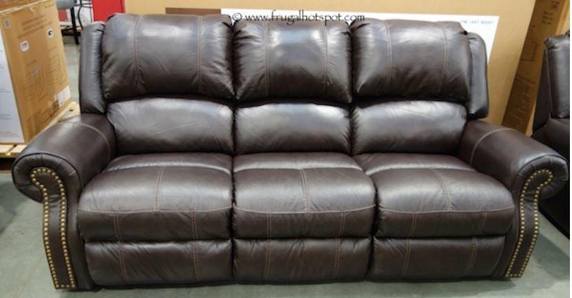 Birkline Leather Sofa