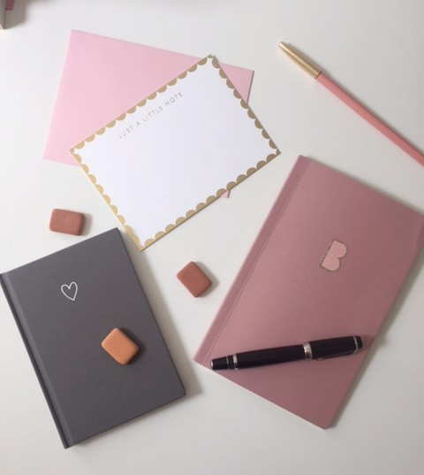 Just a little note.....stationery love