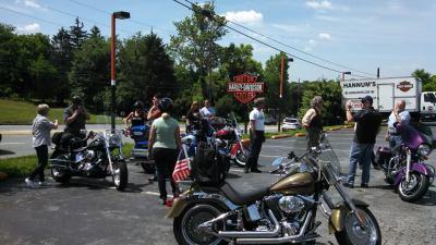 Motorcycle Trip,