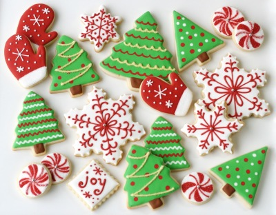 Favorite Christmas cookies/blogmas day 5