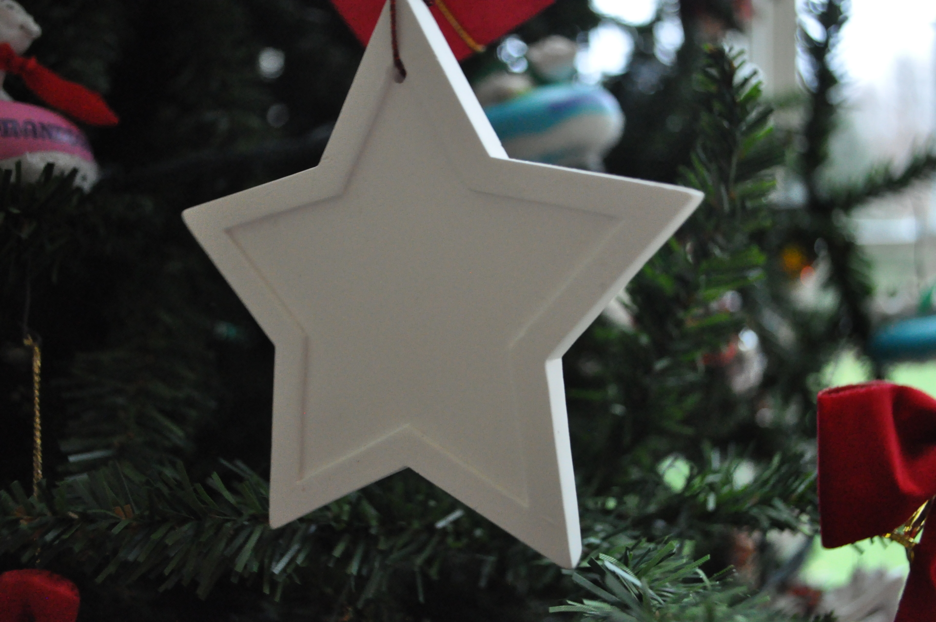Pictures of Christmas decorations/Blogmas day 9