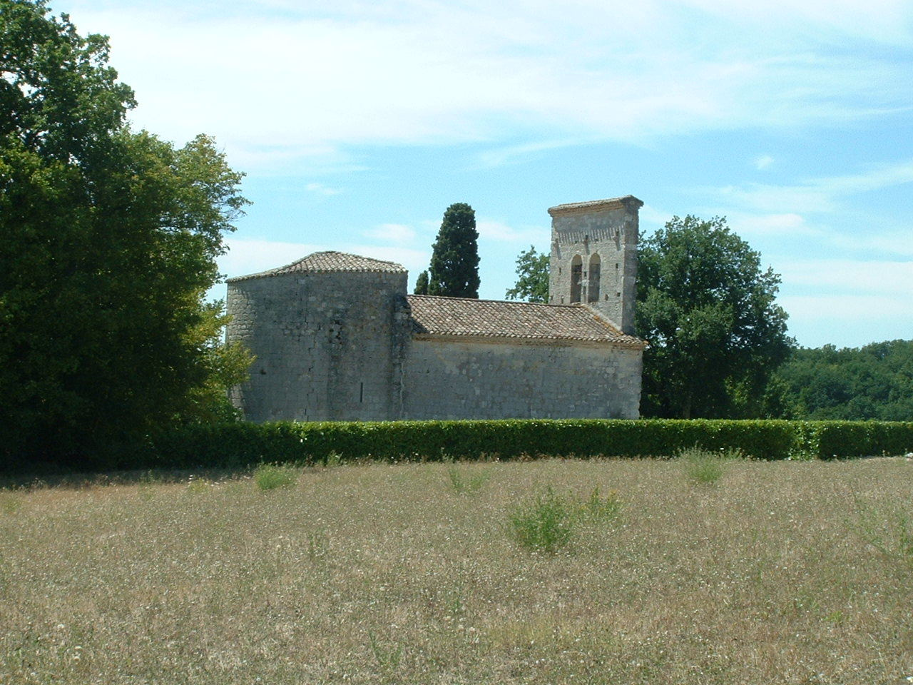 Cambot Church Tayrac Lot et Garonne