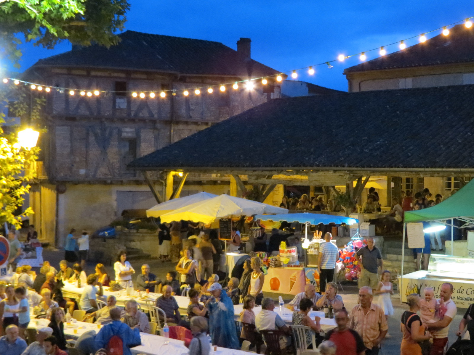 Saint Maurin Night Market